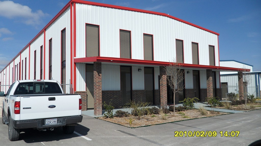 Tower Fabrication Services : Metal building fabrication erection young s