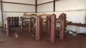 ASME Code Work, Skids, Oil Field Fabrication