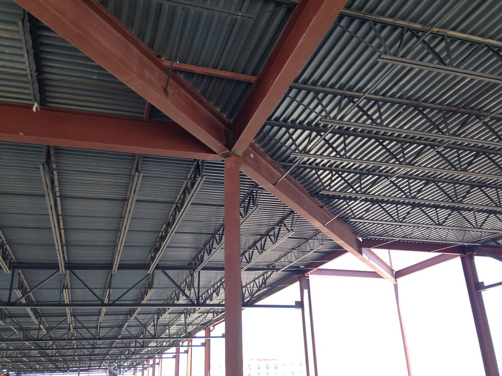Structural Steel Fabrication Amp Erection Young S Building
